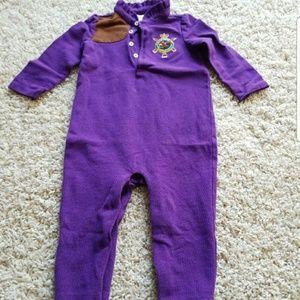 Baby Ralph Lauren Jumpsuit